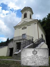 Kaplnka Rhollovcov - Snina