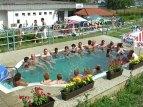 Kúpele Kováčová sedací bazén